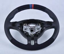Lederlenkrad Lenkrad passend für BMW E39 , E46 , X5 Leder Sport Daumenauflagen