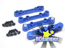 ALUMINUM FRONT & REAR LOWER ARM BULK B LOSI 1/14 MINI 8 8IGHT EIGHT TRUGGY BUGGY