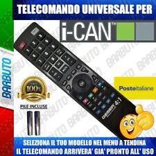 TELECOMANDO UNIVERSALE *ICAN* CLICCA SUL TUO MODELLO LO RICEVERAI GIA PRONTO