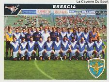 049 SQUADRA (TEAM PHOTO) ITALIA BRESCIA CALCIO STICKER CALCIATORI 2005 PANINI