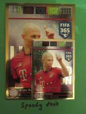 Panini Adrenalyn fifa 365 Limited Edition XXL focas limitado trading card