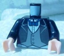 LEGO Batman ORIGINAL ALFRED TORSO Minifig Minifigure Figure 7783 Batcave Butler