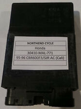 95 96 Honda CBR600F3 CBR600 F3 SJR AC CDI ECU ECM Ignition Module Box