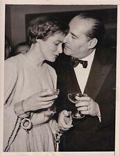 INGRID BERGMAN SMILE PORTRAIT IN JOAN AT THE STAKE 1953 ORIG VINTAGE PHOTO 20
