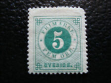 SUEDE - timbre yvert et tellier n° 32 n* (A9) stamp sweden