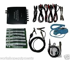 Hantek PC USB 8CH Automotive Diagnostic Oscilloscope/DAQ/Programmable Generator
