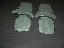 New Buckingham Classic Bugeye Sprite Sierra Green Seat upholstery Austin Healey