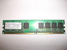 BUFFALO PC2-4200U 512MB 533MHZ CL4  NonECC  UNBUFFERED DESKTOP MEMORY
