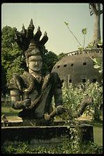 572015Park Statue Laos A4 Photo Print