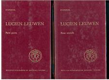STENDHAL HENRI BEYLE LUCIEN LEUWEN DE AGOSTINI 1968 1971 2 VOLUMI