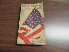 Boy Scout Diary 1943      c46