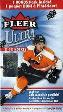2014/15 Upper Deck Fleer Ultra Hockey Factory Sealed Retail Box! NEW! Hot !