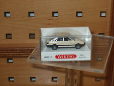 Wiking Auto-& Verkehrsmodelle mit Standmodell für Audi
