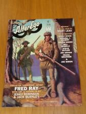 ALTER EGO #19 DECEMBER 2002 WALLY WOOD JOE SIMON US MAGAZINE =