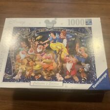 Ravensburger Disney Snow White Collector's Edition Jigsaw Puzzle 1000 Pieces EUC