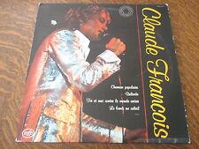 33 tours claude francois enregistrements originaux chanson populaire