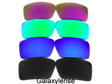 Replacement Lenses For Oakley Eyepatch 1&2 Sunglasses Black&Blue&Green&Purple