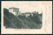 Firenze Reggello Vallombrosa cartolina XB1983