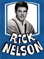 RICK NELSON ORIGINAL 1961 RICK IS 21 U.S. TOUR CONCERT PROGRAM BOOK / NMT 2 MINT