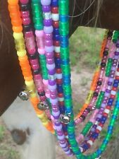 Peace Horse Rhythm Beads trail riding, training, young, calm, comfort, Customize