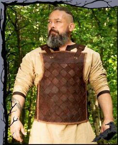 Mittelalter Wikinger Ready for Battle Lederrüstung @  Sonderangebot Epic Armoury