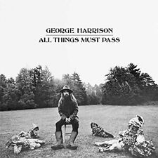 GEORGE HARRISON All Things Must Pass 2017 remastered 180g vinyl 3-LP box SEALED