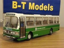 B-T BASE TOYS MAIDSTONE & DISTRICT DUPLE DOMINANT COACH BUS MODEL B007 1:76 BT
