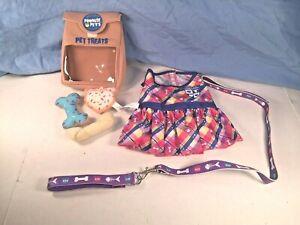 Build a Bear Promise Pets Dress, Collar, and Training Set
