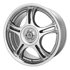 "15"" American Racing AR95 Estrella Wheel - Machined 15x7 4x100 4x114.3 AR955716"