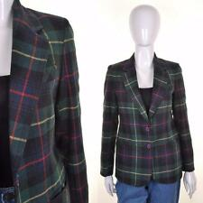 Wool Blend Tailored 1990s Vintage Coats & Jackets for Women