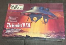 TSUKUDA MONOGRAM 1/72 The Invaders UFO Model kit JAPAN