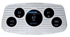 Dakota Digital Dash 33 34 Ford Car 5 Gauges Instrument System Kit VFD3-34F