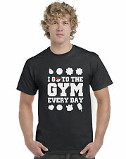 I Go To The Gym Everyday Pokemon Inspired Unisex T-Shirt Pokeball Iphone Tee