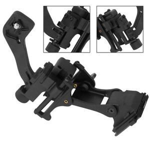 Military Helmet Bracket Mount Base Adapter J Arm Night Vision Clip Support