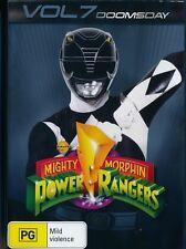 Mighty Morphin Power Rangers Volume 7 DVD R4