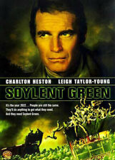 Soylent Green DVD Charlton Heston 70s Cult Sci-fi