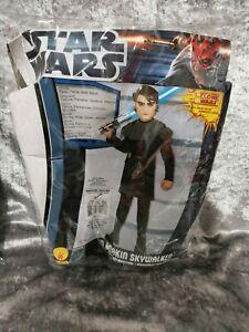 B2 Childs Anakin Skywalker Star Wars costume fancy dress cosplay medium 5-7 yrs