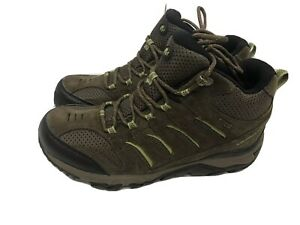 Merrell White Pine Vent Men's Hiking Trail Shoes Boulder Size 9