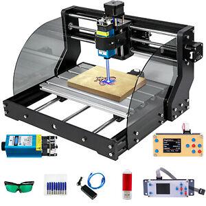 3018 Pro CNC Router +5.5W Laser Engraver Engraving Machine w/ Offline Controller
