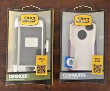 OtterBox Defender Camo/Pink iPhone 5  OtterBox Commuter Purple/White iPhone 4 4S