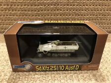 Dragon Armor 1:72 Sd. Kfz. 251/10, Eastern Front 1943, No. 60301