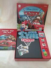 Disney Pixar Cars 2 Board Game World Grand Prix as new complete