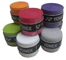 Yonex Super Grap AC 102 5er Pack sortiert   Griffband Grip Badmintonband Schläge