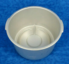 "PRESTO CoolDaddy Cool-Touch Deep Fryer Removable Metal Pot 9.5"" (9 1/2"" Diameter"