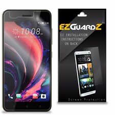 2X EZguardz Clear Screen Protector Shield HD 2X For HTC Desire 10 Pro