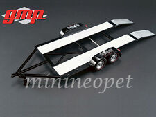 GMP 18836 GAS MONKEY GARAGE TANDEM CAR TRAILER CARRIER FOR 1/18 DIECAST CAR BK
