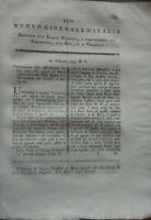 1795 'NUOVO GIORNALE D'ITALIA': AGRICOLUTURA DI BARTOLOMEO DEL COVOLO DA FELTRE