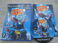 Disney Chicken little Aventures Intergalactiques COMPLET (PS2)