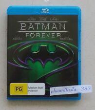 BATMAN FOREVER Blu-ray Disc, Australian Retail Version