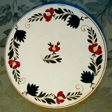 Maestricht Societe Ceramique Holland Cake  Serving Platter Plate 12""